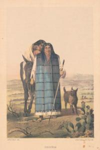 Kumeyaay art print southern california native tribe