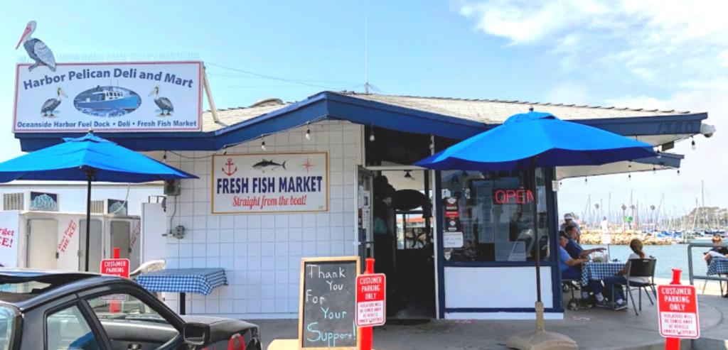 fresh fish market oceanside harbor