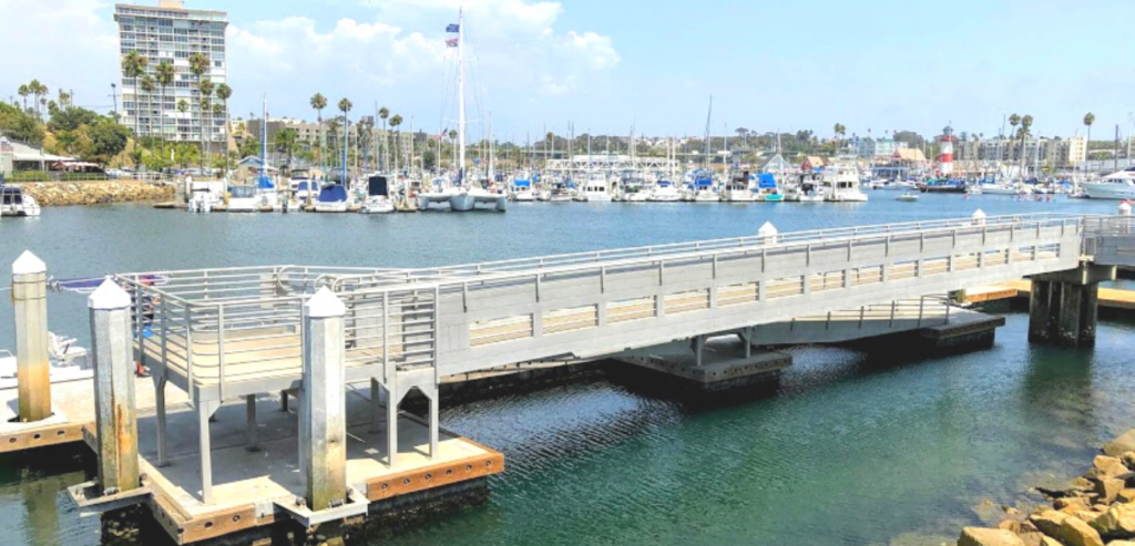 ramp oceanside harbor boat launch