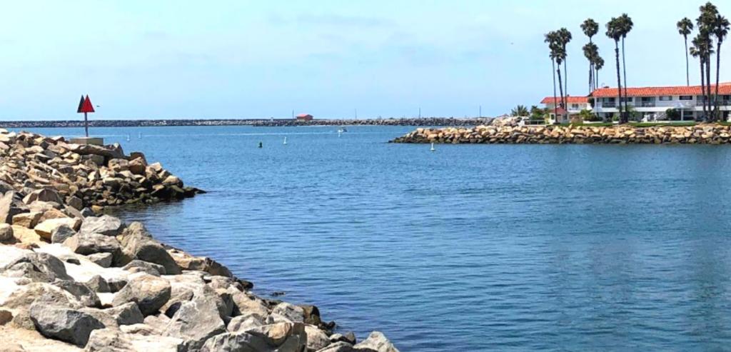 west oceanside harbor san diego launch ramp