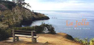 La Jolla Coast walk trail