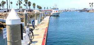 loading docks oceanside harbor launch ramp