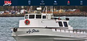 H&M landing lobster vessels Jig Strike