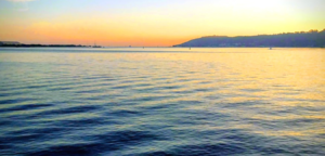 San Diego Bay point loma bay entrance