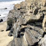 Monterey shale san onofre state beach