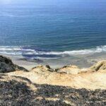 blacks beach bluff view north la jolla underwater park