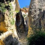 entrance annie canyon trail san diego hidden gems