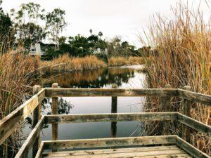 observation deck buena vista lagoon san diego hidden gems