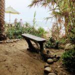 Old Mans Beach bench san diego hidden gems