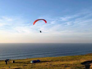 red glider gliderport torrey pine state beach