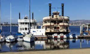 bahia resort mission bay cruises two paddleboats