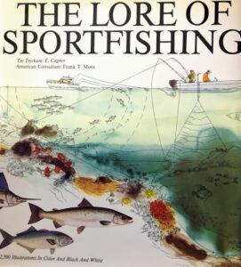 lore of sportfishing cover san diego saltwater fishing