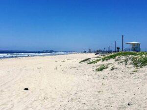 silver strand state beach sandy beach ocean