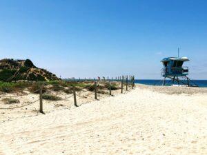south ponto beach family beach san diego