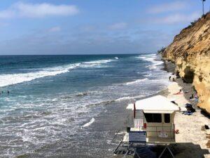 encinitas bluffs stonesteps beach