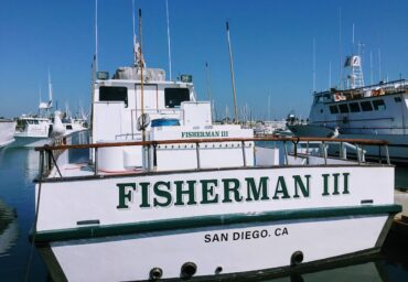 FIsherman III sportfishing vessel